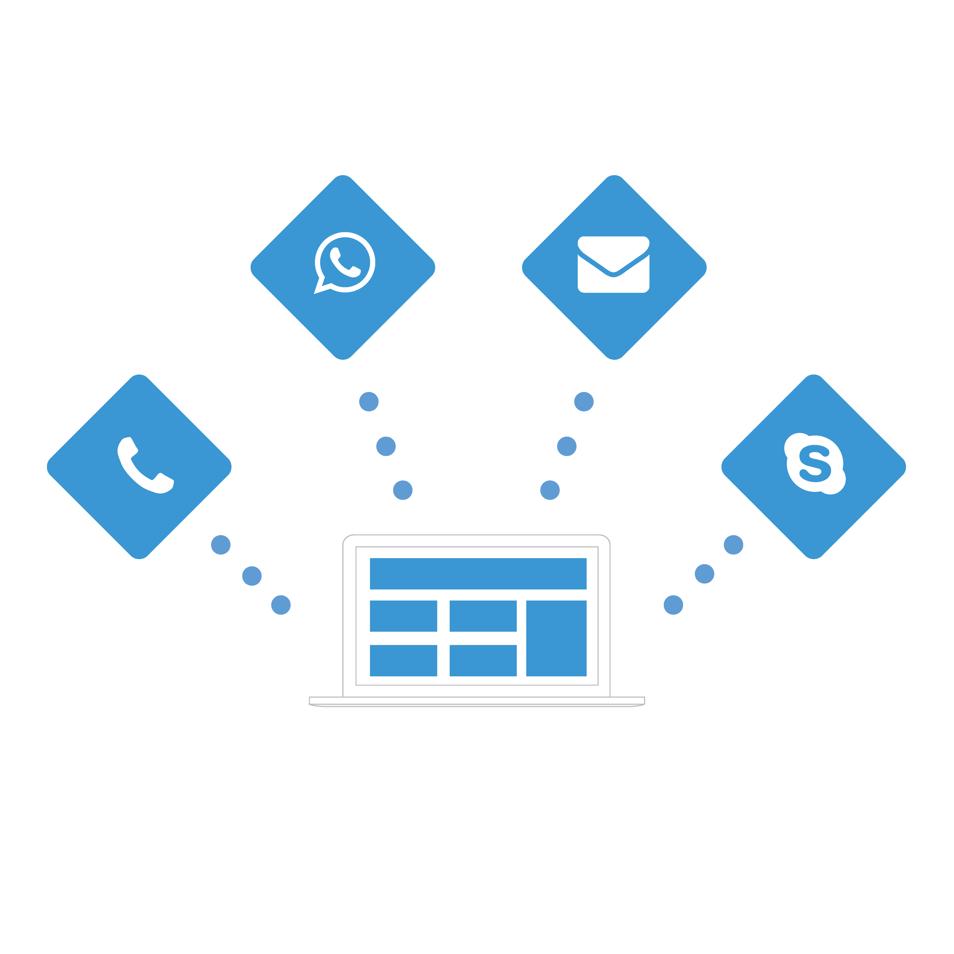 Webapplicatie hosting en support